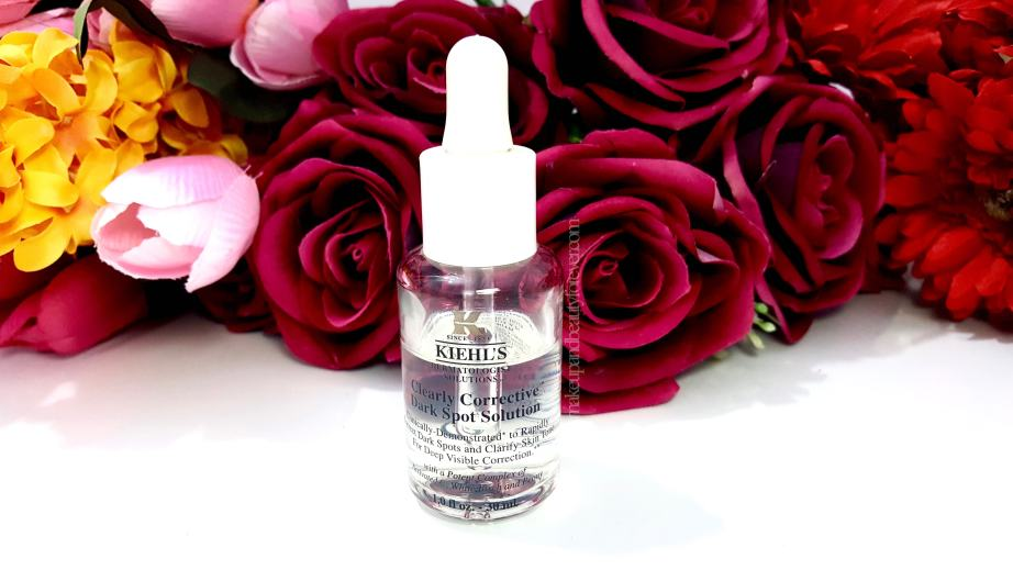 Kiehls Clearly Corrective Dark Spot Solution Review