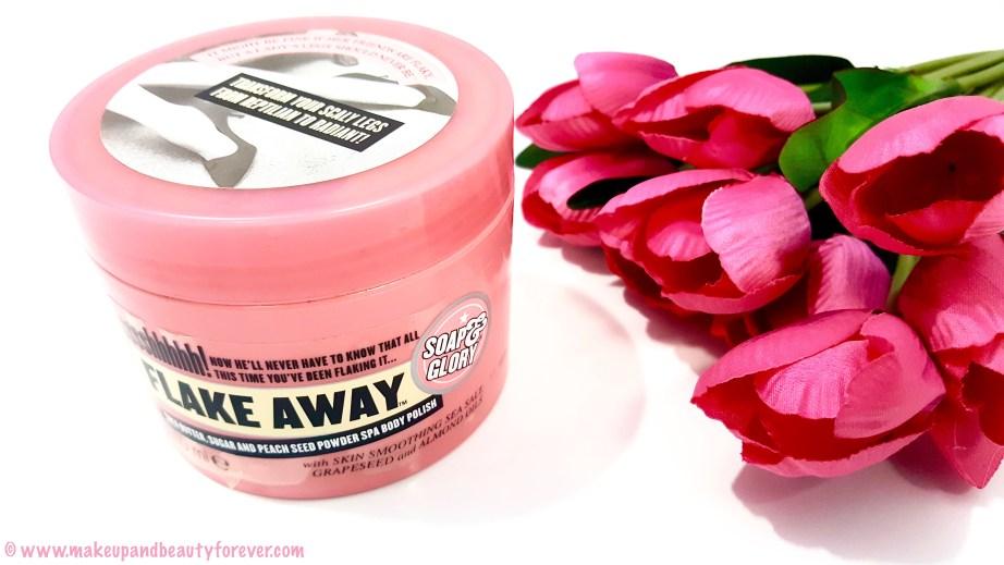 Soap & Glory Flake Away Body Scrub Polish Review