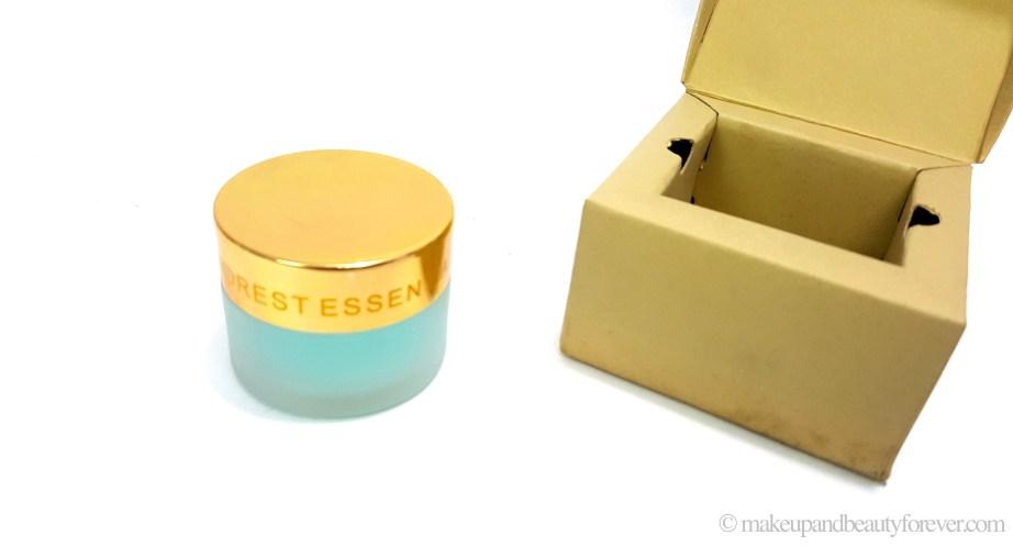 Forest Essentials Light Hydrating Hydra Eye Gel Review Makeup Beauty Blog