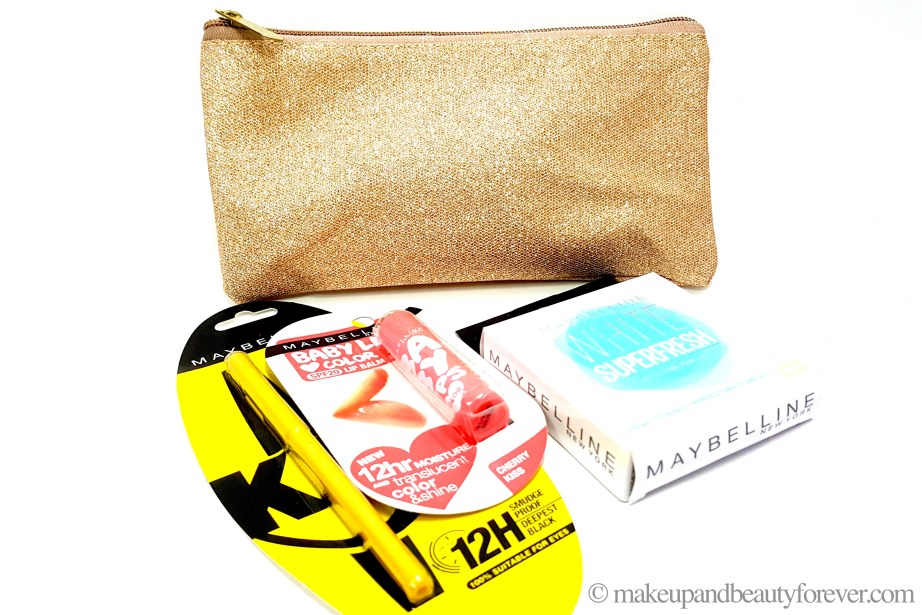 Maybelline New York Summer Essentials Kit Review