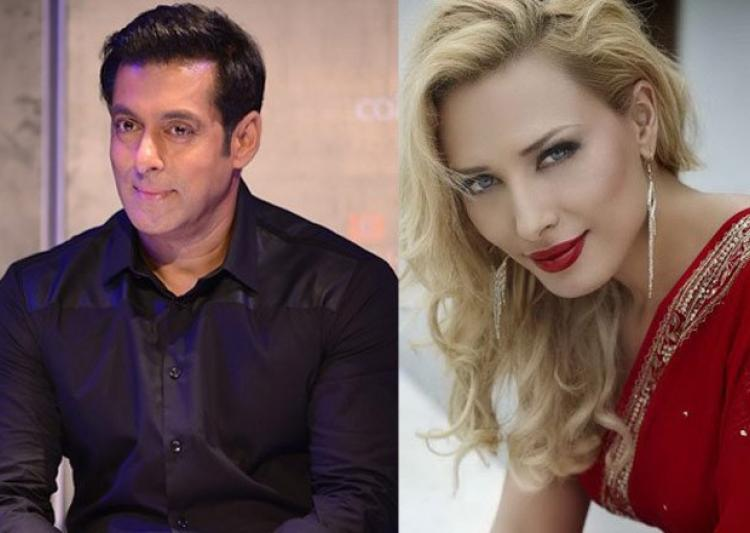 Salman Khan is getting Married and here is the Bride Iulia Vantur Romania India