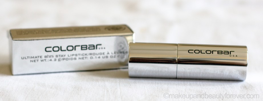 Colorbar Ultimate 8 Hour Stay Lipstick Burn it Down 009