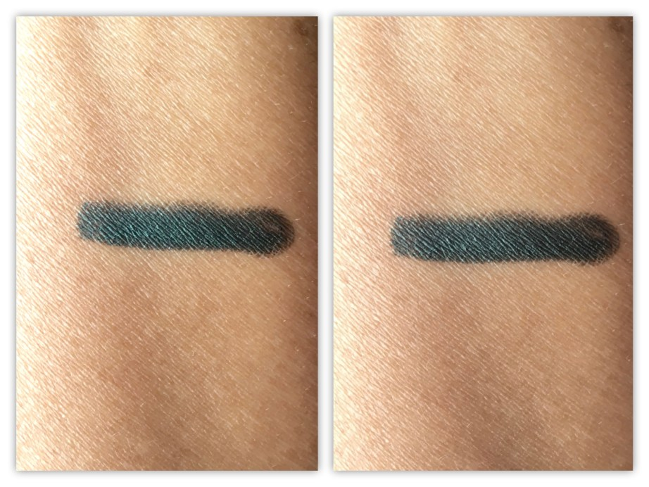 L'Oreal Color Riche Le Smoky Pencil Eyeliner Antique Green 209 Review Swatches mbf