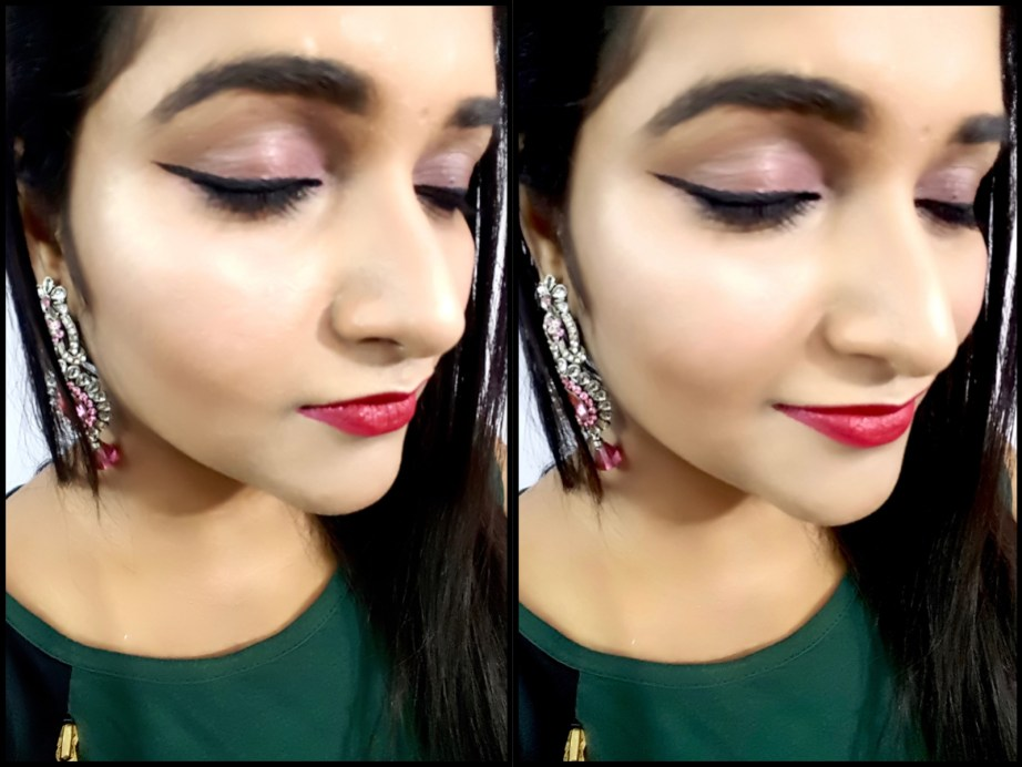 SUGAR Stroke Of Genius Heavy Duty Kohl 01 Back To Black Review Swatches on eyes Astha Goel mbf blog