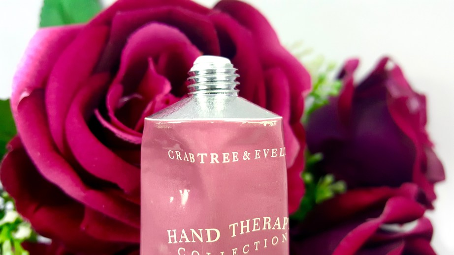Crabtree & Evelyn Rosewater Hand Therapy Cream Review 1