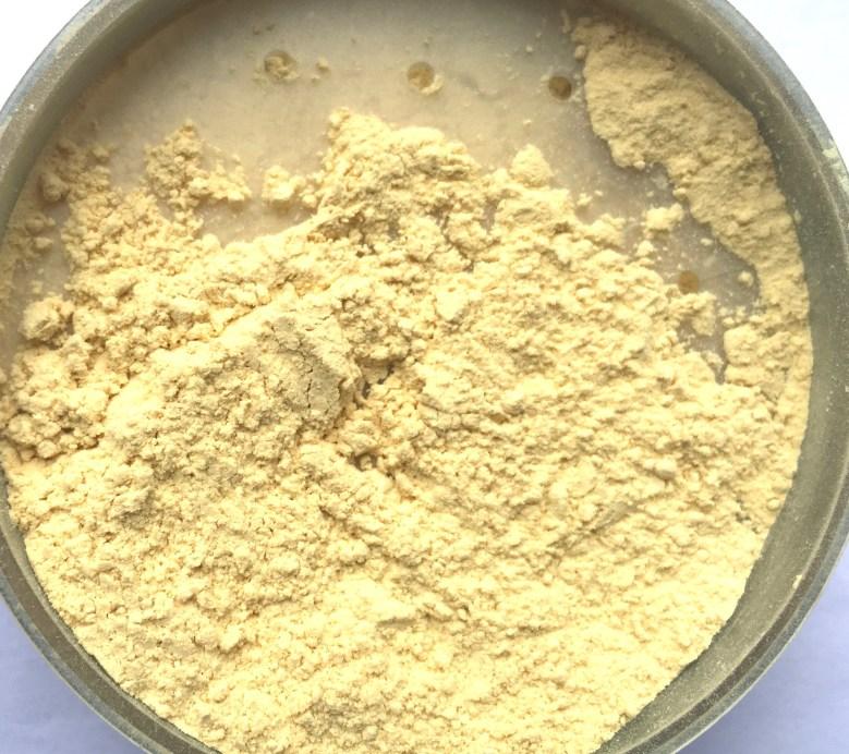Kryolan Translucent Loose Powder Review Swatches focus