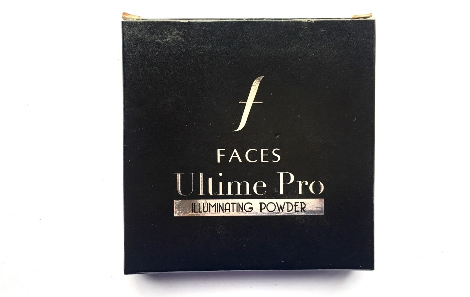 New Faces Ultime Pro Illuminating Powder Highlighter Review Swatches