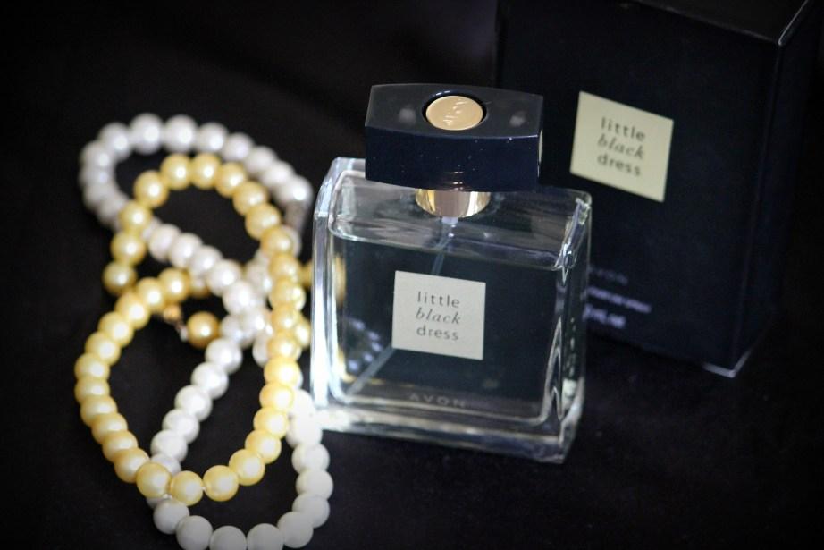 Avon Little Black Dress Eau de Parfum Review perfume