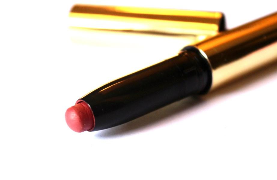 Lipland Matte Lip Crayon Lipstick Nicol Concilio Zoey Review Swatches focus