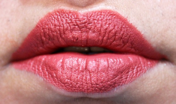 Lipland Matte Lip Crayon Lipstick Nicol Concilio Zoey Review Swatches fresh lips