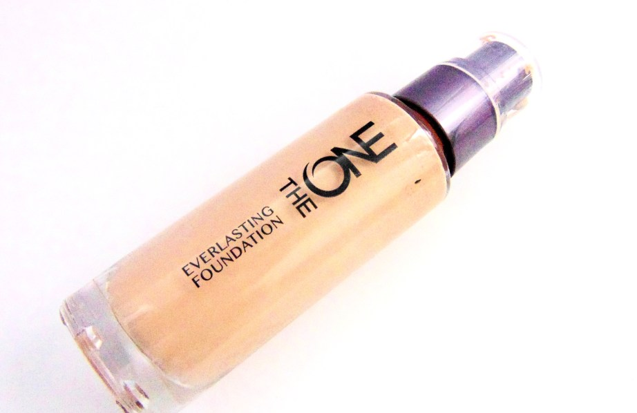 Oriflame The One Everlasting Foundation Review Swatches MBF Blog