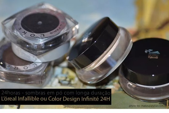 Color Design Infinité 24H x Infallible 24h