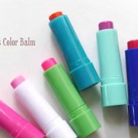 L.A. Colors Color Balm {Review}