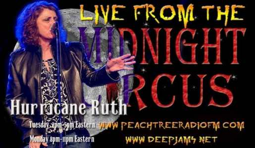 LIVE from the Midnight Circus 4/7/2015