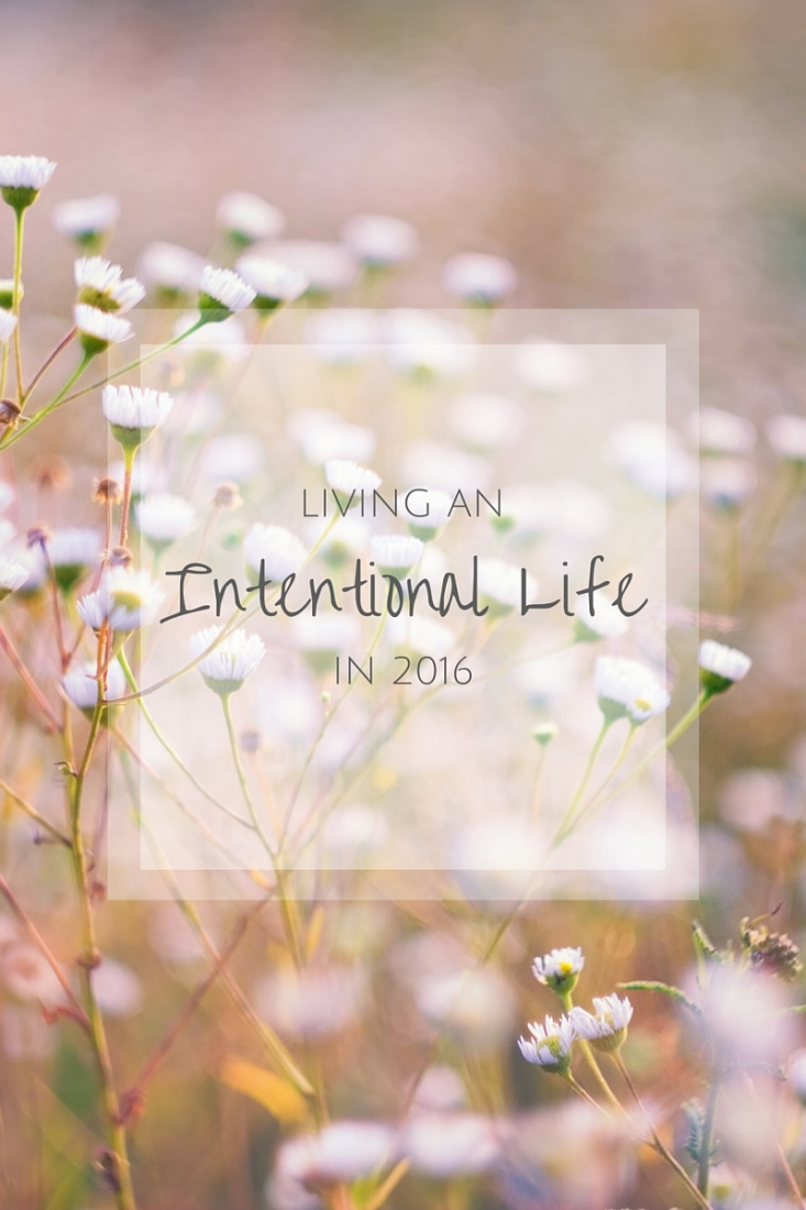 Living with Intention {February}