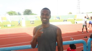 Tyron &#039;Toritseju&#039; Akins, 2014 Nigerian 110m Hurdles Champion,<br /> recently switched allegiances from Team USA