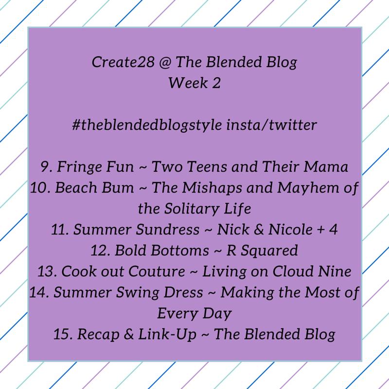 Create28-Week 2