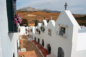 Casabermeja cementery