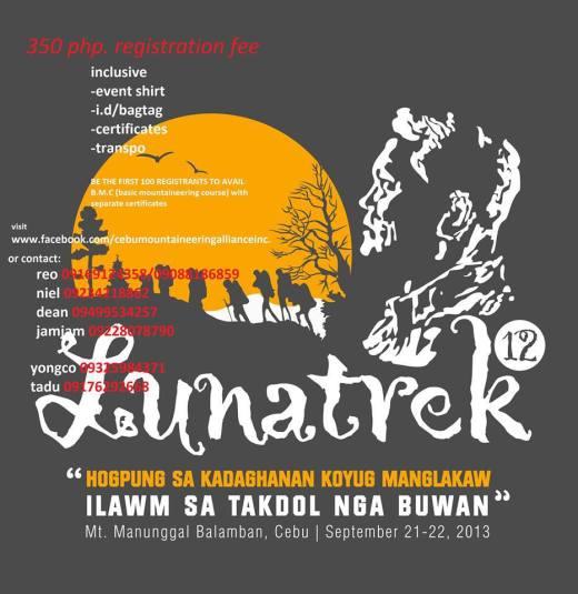 lunatrek2013