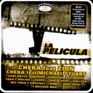 La Pelicula_Front