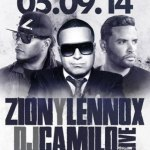 Evento: Zion & Lennox @ Negro Claro Lounge (9 de Mayo) (New York)