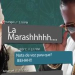 El Boy C Ft. Arcangel – Mensaje De Texto (Video Lyric)