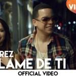 J Alvarez – Hablame De Ti (Official Video)