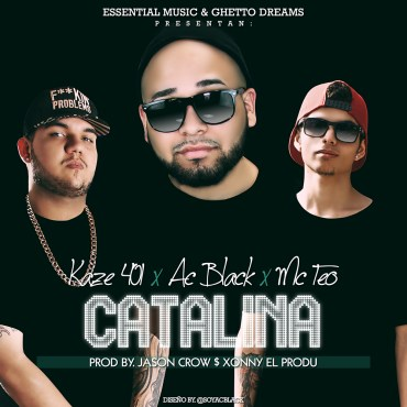 Kaze 401 Ft. Ac Black, Mc Teo - Catalina