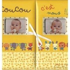 album de naissance pour jumeaux !