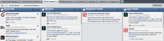 View trends in hootsuite