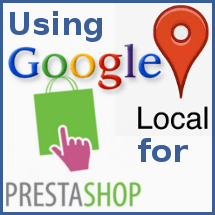 google local business for prestashop