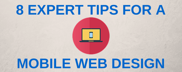 building a mobile friendly site tips