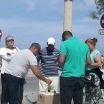 Hütchenspieler Playa de Palma Mallorca