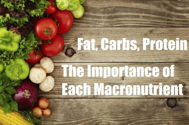 macronutrients iifym fat loss importance