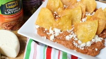 Real Deal Mexican Nachos with Homemade Tortilla Chips (Win $75 GC)