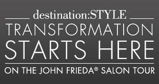 Tour John Frieda Llega a tu Ciudad Para Transformar Tu Cabello