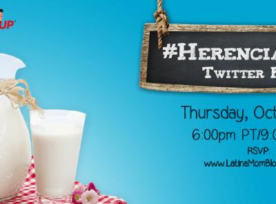 Fiesta en Twitter con Milk y Quaker #HerenciaLeche