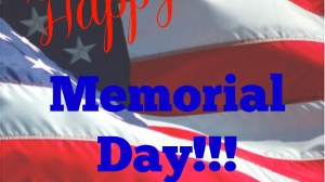 Happy Memorial Day!!! #MemorialDay #mamaholistica