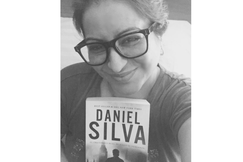 Libro El Espía Inglés de Daniel Silva en Nuestras Manos.