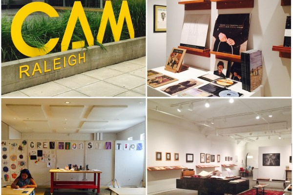 Miércoles Mudo/ Wordless Wednesday: Visita al Contemporary Art Museum NC #MM