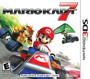 Mario Kart 7 creating communities