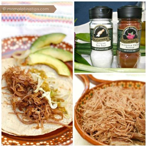 Tacos McCormick Mama Latina Tips