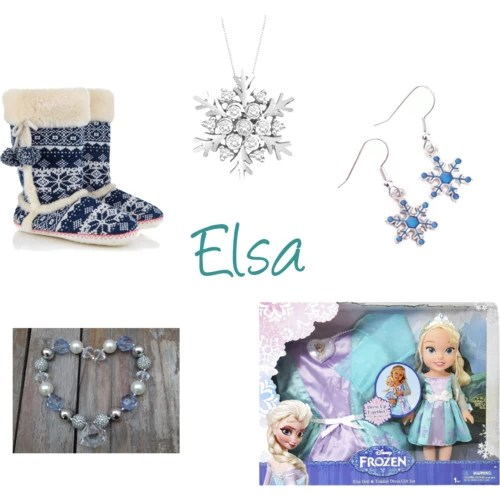 Gifts Ideas for the Elsa Fan