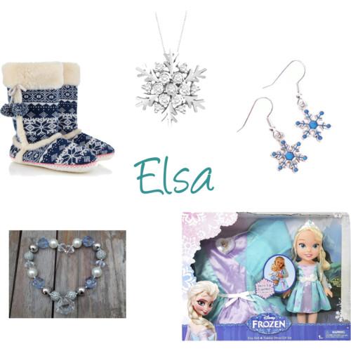Gifts Ideas for the Elsa Fan