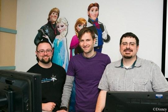 Frozen rigging team - mamalatinatips.com