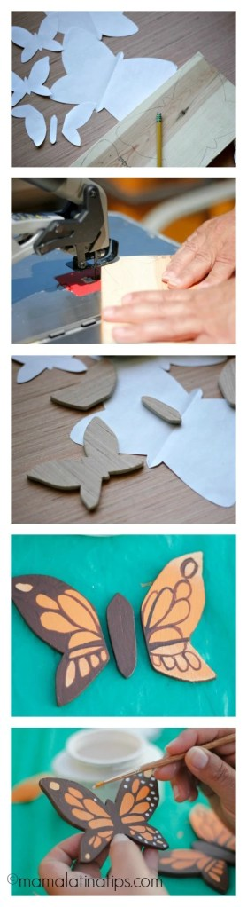 How to Make Wooden Butterflies – Tool Giveaway