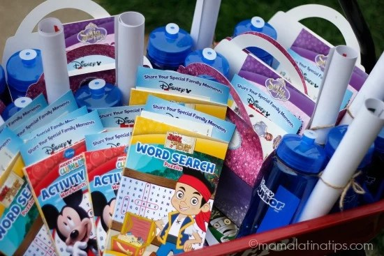 Disney Junior Party favors