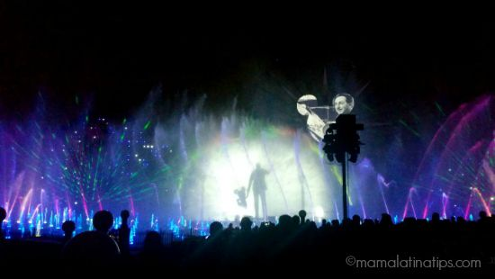 World of Color Celebrate! at Disney California Adventure