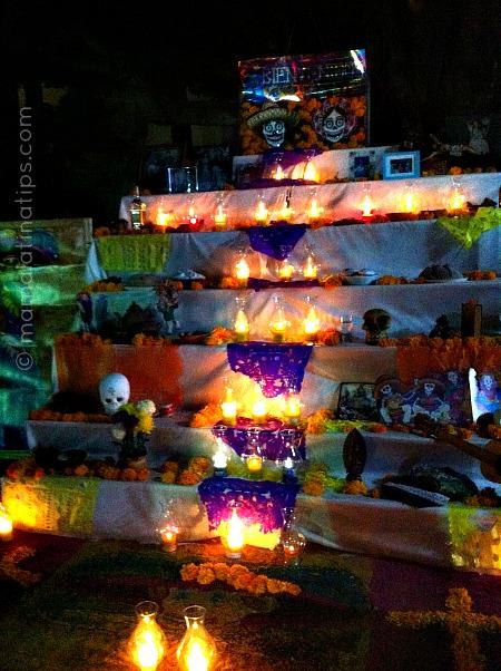 Altar de Dia de Muertos