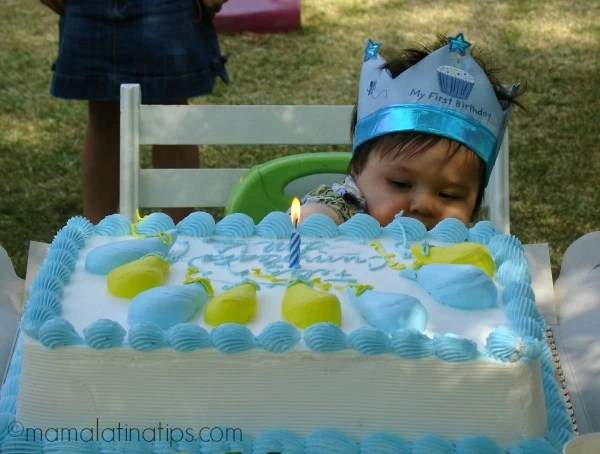 The First Birthday Party #Blogust